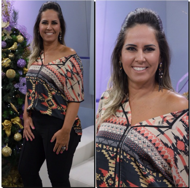 30.12 - Patricia Look do Dia